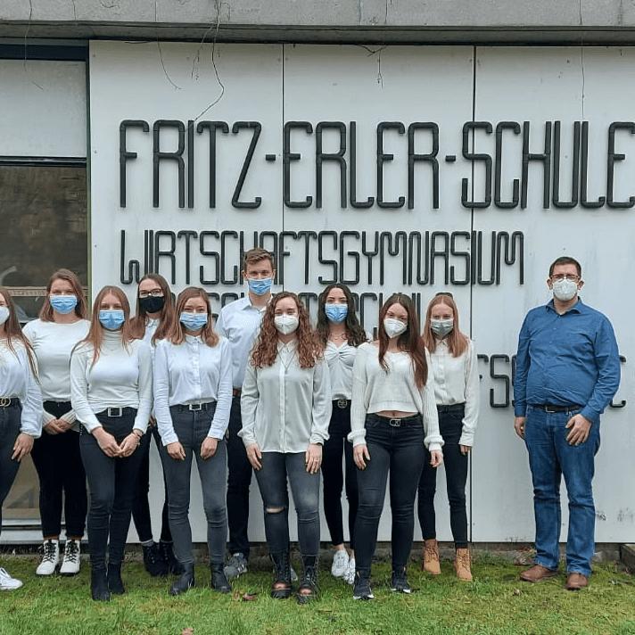 Projekt an der FES Pforzheim